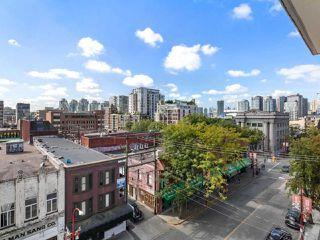 "Photo 13: 605 231 E PENDER Street in Vancouver: Strathcona Condo for sale in ""FRAMEWORK"" (Vancouver East)  : MLS®# R2525315"