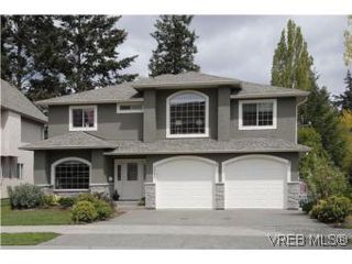 Photo 1: 2363 Selwyn Rd in VICTORIA: La Thetis Heights Single Family Detached for sale (Langford)  : MLS®# 537894