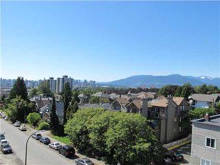 """Photo 8: 403 1688 E 4TH Avenue in Vancouver: Grandview VE Condo for sale in """"LA CASA"""" (Vancouver East)  : MLS®# V840824"""