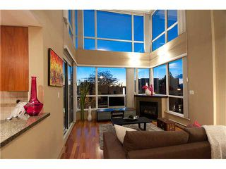 """Photo 3: 407 1450 W 6TH Avenue in Vancouver: Fairview VW Condo for sale in """"VERONA OF PORTICO"""" (Vancouver West)  : MLS®# V849681"""