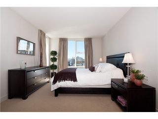 "Photo 6: 407 1450 W 6TH Avenue in Vancouver: Fairview VW Condo for sale in ""VERONA OF PORTICO"" (Vancouver West)  : MLS®# V849681"