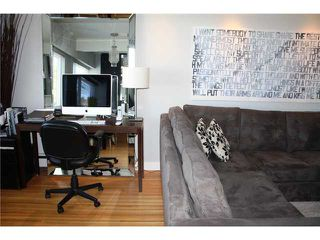 """Photo 6: 203 1075 W 13TH Avenue in Vancouver: Fairview VW Condo for sale in """"MARIE COURT"""" (Vancouver West)  : MLS®# V852821"""