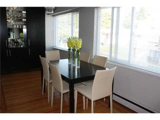 """Photo 4: 203 1075 W 13TH Avenue in Vancouver: Fairview VW Condo for sale in """"MARIE COURT"""" (Vancouver West)  : MLS®# V852821"""