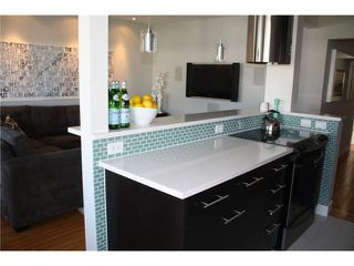 """Photo 3: 203 1075 W 13TH Avenue in Vancouver: Fairview VW Condo for sale in """"MARIE COURT"""" (Vancouver West)  : MLS®# V852821"""