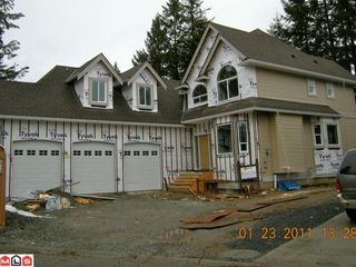 Photo 2: 32633 UNGER Court in Mission: Mission BC House for sale : MLS®# F1102353