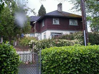 Photo 1: 2500 W 37TH AV in Vancouver: Kerrisdale House for sale (Vancouver West)  : MLS®# V588236