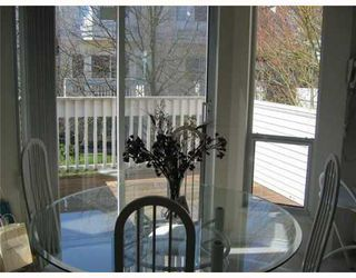 "Photo 7: 47 12411 JACK BELL Drive in Richmond: East Cambie Townhouse for sale in ""FRANCISCO VILLAGE"" : MLS®# V775490"