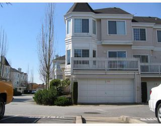 "Photo 10: 47 12411 JACK BELL Drive in Richmond: East Cambie Townhouse for sale in ""FRANCISCO VILLAGE"" : MLS®# V775490"