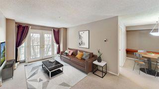 Photo 1: 204 10403 98 Avenue in Edmonton: Zone 12 Condo for sale : MLS®# E4198001