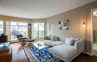 "Main Photo: 217 2222 PRINCE EDWARD Street in Vancouver: Mount Pleasant VE Condo for sale in ""Sunrise on the Park"" (Vancouver East)  : MLS®# R2458763"
