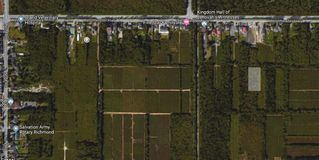 Photo 1: LOT 24 SHELL Road in Richmond: McLennan North Land for sale : MLS®# R2467152