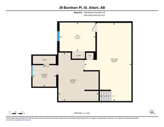 Photo 37: 29 Burnham Place: St. Albert House for sale : MLS®# E4216048