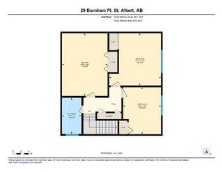 Photo 35: 29 Burnham Place: St. Albert House for sale : MLS®# E4216048
