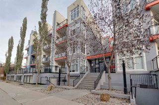 Photo 1: 215 10147 112 Street in Edmonton: Zone 12 Condo for sale : MLS®# E4220449