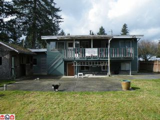 Photo 2: 3394 HENDON Street in Abbotsford: Abbotsford East House for sale : MLS®# F1006701