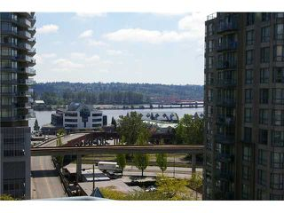 "Photo 2: 908 838 AGNES Street in New Westminster: Downtown NW Condo for sale in ""WESTMINSTER TOWER"" : MLS®# V830069"