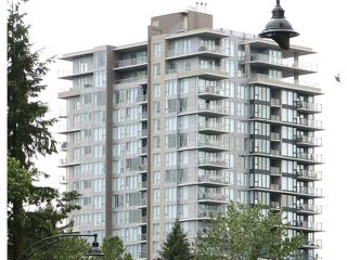 "Photo 1: 2705 651 NOOTKA Way in Port Moody: Port Moody Centre Condo for sale in ""SAHALEE"" : MLS®# V831399"