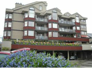 """Photo 1: A108 4811 53RD Street in Ladner: Hawthorne Condo for sale in """"LADNER POINT"""" : MLS®# V836152"""