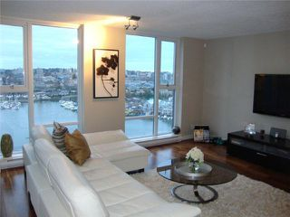 """Photo 4: 2106 583 BEACH Crescent in Vancouver: False Creek North Condo for sale in """"PARKWEST II"""" (Vancouver West)  : MLS®# V839365"""