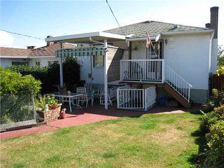 "Photo 8: 3261 RUPERT Street in Vancouver: Renfrew Heights House for sale in """"REFREW HEIGHTS"""" (Vancouver East)  : MLS®# V846946"