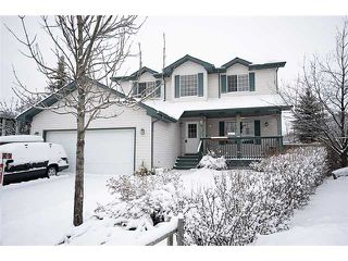 Photo 1: 12 MEADOW Close: Cochrane Residential Detached Single Family for sale : MLS®# C3452249