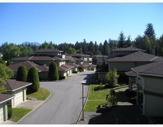 """Photo 9: 107 1386 LINCOLN Drive in Port_Coquitlam: Oxford Heights Townhouse for sale in """"MOUNTAIN PARK VILLAGE"""" (Port Coquitlam)  : MLS®# V730209"""