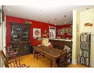 Photo 6: 3310 W 1ST Avenue in Vancouver: Kitsilano House 1/2 Duplex for sale (Vancouver West)  : MLS®# V733541