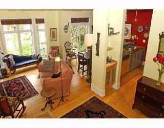 Photo 4: 3310 W 1ST Avenue in Vancouver: Kitsilano House 1/2 Duplex for sale (Vancouver West)  : MLS®# V733541