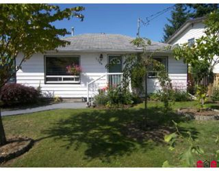 Photo 1: 1399 130TH Street in Surrey: Crescent Bch Ocean Pk. House for sale (South Surrey White Rock)  : MLS®# F2827025