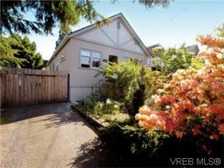 Photo 2: 1315 Balmoral Rd in VICTORIA: Vi Fernwood House for sale (Victoria)  : MLS®# 504233