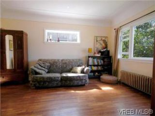 Photo 4: 1315 Balmoral Rd in VICTORIA: Vi Fernwood House for sale (Victoria)  : MLS®# 504233