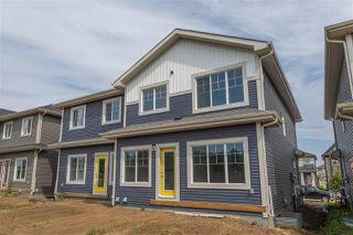 Photo 25: 22403 80 Avenue in Edmonton: Zone 58 House Half Duplex for sale : MLS®# E4166262