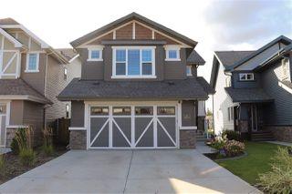 Main Photo: 5418 EDWORTHY Way in Edmonton: Zone 57 House for sale : MLS®# E4180118