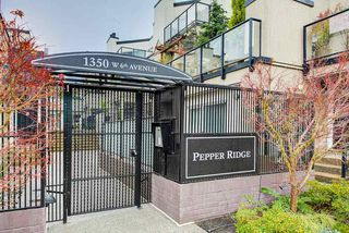 "Photo 18: 30 1350 W 6TH Avenue in Vancouver: Fairview VW Condo for sale in ""PEPPER RIDGE"" (Vancouver West)  : MLS®# R2423972"