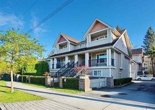 "Photo 1: 6 9060 GENERAL CURRIE Road in Richmond: McLennan North Townhouse for sale in ""Jimmy's Garden"" : MLS®# R2439440"