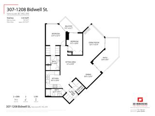"Photo 20: 307 1208 BIDWELL Street in Vancouver: West End VW Condo for sale in ""Baybreeze"" (Vancouver West)  : MLS®# R2447539"