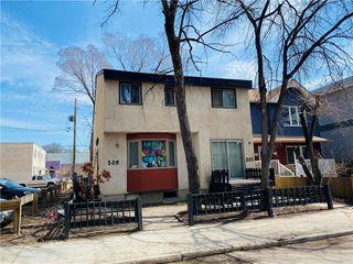 Photo 4: 209 Langside Street in Winnipeg: West Broadway Residential for sale (5A)  : MLS®# 202009154
