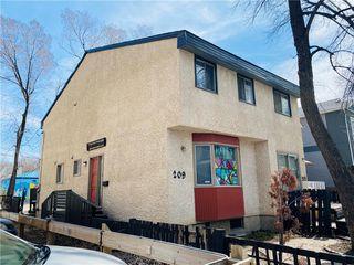 Photo 6: 209 Langside Street in Winnipeg: West Broadway Residential for sale (5A)  : MLS®# 202009154