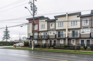 Photo 2: 5 32138 GEORGE FERGUSON Way in Abbotsford: Abbotsford West Townhouse for sale : MLS®# R2528212