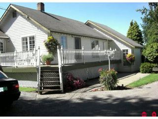 "Photo 4: 32491 HUNTINGDON Road in Abbotsford: Poplar House for sale in ""Huntingdon"" : MLS®# F1007010"