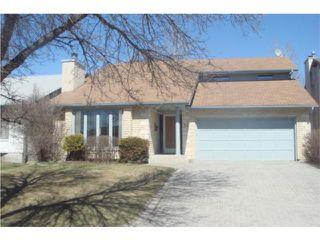 Photo 1: 14 Matlock Crescent in WINNIPEG: Charleswood Residential for sale (South Winnipeg)  : MLS®# 1006678