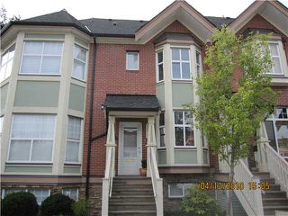"Photo 1: 1575 COTTON Drive in Vancouver: Grandview VE Townhouse for sale in ""COTTON LANE"" (Vancouver East)  : MLS®# V823946"