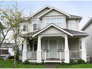 "Photo 1: 10071 240A Street in Maple Ridge: Albion House for sale in ""CREEK'S CROSSING"" : MLS®# V846496"