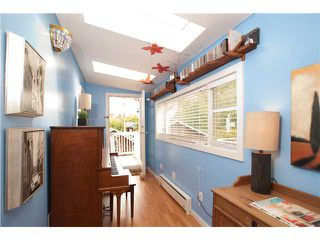 Photo 6: 823 W 20TH Avenue in Vancouver: Cambie House for sale (Vancouver West)  : MLS®# V851816