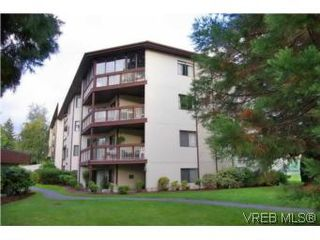 Photo 1: 409 75 W Gorge Road in VICTORIA: SW Gorge Condo Apartment for sale (Saanich West)  : MLS®# 284589