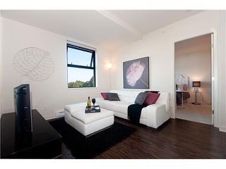 "Photo 2: 605 2851 HEATHER Street in Vancouver: Fairview VW Condo for sale in ""TAPESTRY"" (Vancouver West)  : MLS®# V854488"
