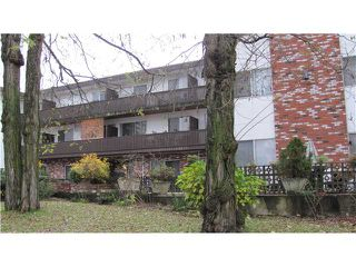 """Photo 1: 306 910 5TH Avenue in New Westminster: Uptown NW Condo for sale in """"GROSVENOR COURT"""" : MLS®# V866768"""