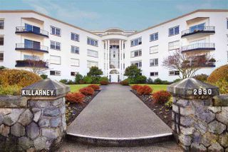 "Main Photo: 303 2890 POINT GREY Road in Vancouver: Kitsilano Condo for sale in ""Killarney Manor"" (Vancouver West)  : MLS®# R2420163"