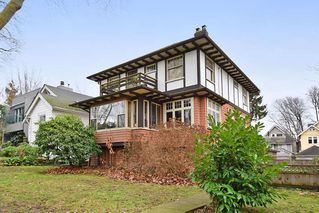 "Main Photo: 2020 MCNICOLL Avenue in Vancouver: Kitsilano House for sale in ""Kits Point"" (Vancouver West)  : MLS®# R2428928"