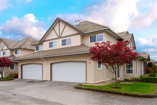 Photo 1: 75 758 RIVERSIDE Drive in Port Coquitlam: Riverwood Townhouse for sale : MLS®# R2452061
